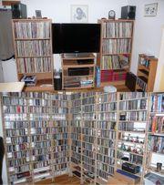 Schallplatten und CD s