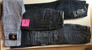 Jungenkleidung Gr 146 Hose Jeans