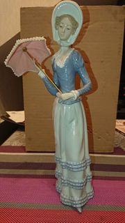 Lladro porzellan Figur mit Stempel