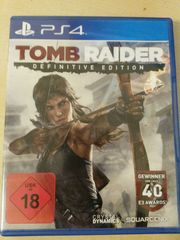 Tomb Raider Definite Edition PS