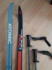 ATOMIC Langlauf Ski 205 cm