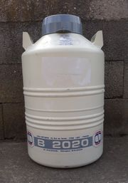 Stickstoffcontainer - Stickstofftank - Stickstoffbehälter