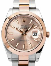 Rolex Datejust 126301 Stahl Automatik