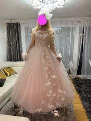 Prinzessin Braut Kleid - wie neu