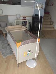 Baby- Kinderreisebett von Hauck