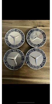 Mercedes Radnabenkappen 4 Stück gut