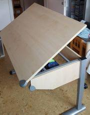 Schreibtisch für Kinder Jugendliche höhenverstellbar -