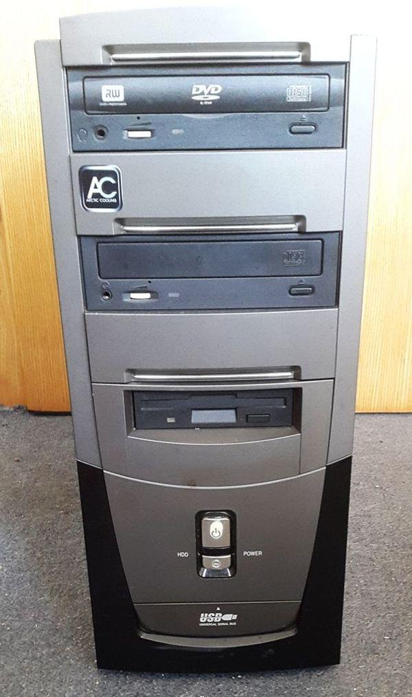 PC mit WIN XP und