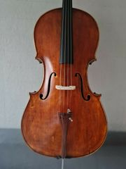 Gepflegtes 4 4 Cello Massiv