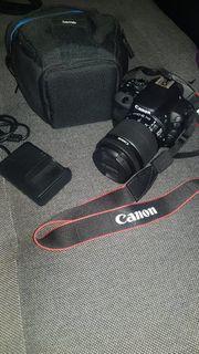 Canon 100D Eos Spiegelreflexkamera