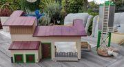 Playmobil - Bauernhof mit Silo unvollständig