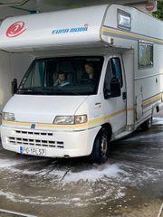 Wohnmobil TOP Eura Mobil Fiat