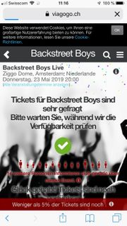 Backstreet Boys Amsterdam