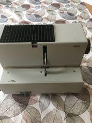 Diaprojektor Braun Automat D 20