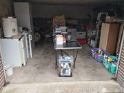 Garagen-Flohmarkt