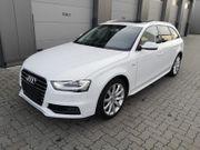 Audi A4 S-line Automatik
