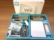 Wii Konsole mit Wii Sports
