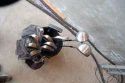 McGregor Golfschlägerset mit Callaway Tasche