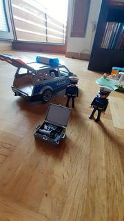 Playmobil-Einsatzwagen-wie neu