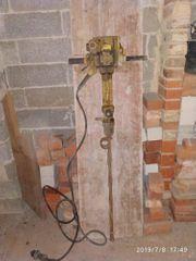 Bosch historischer Elektro-Gesteinsbohrhammer EW UHK