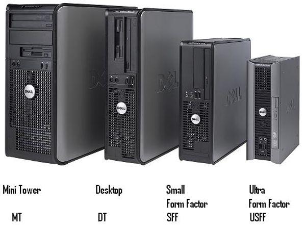 PC Desktop-PC Dell Optiplex