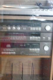 Stereoanlage Turm von SABA