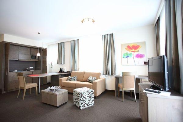 Möbliertes 2-Zimmer-Apartment für 1-2 Personen