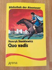 Quo Vadis Roman von Henryk