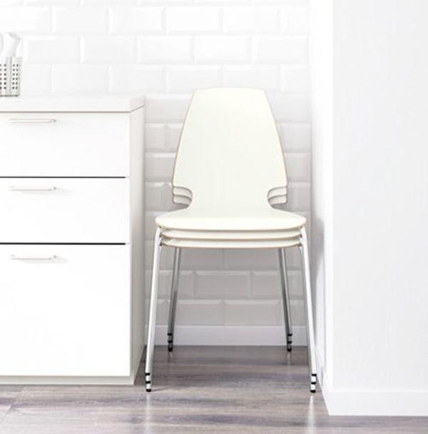 Büro/Konferenz/Küche Stühle - WILMAR von IKEA - NEU! (4 Stck.) in ...