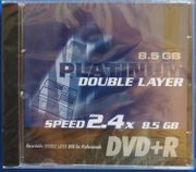 Platinum Double Layer DVD R