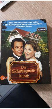 DVD Schwarzwaldklinik komplette Staffel 2