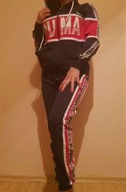 Puma Jogging Anzug Gr S