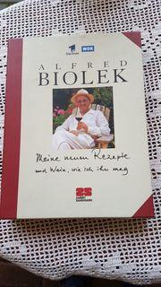 2er Kochbuch-Set von Alfred Biolek