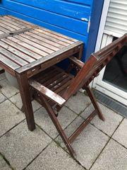 Garten Balkonmöbelset vom Ikea