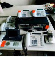 Siemens Telefonanlage HiPath 3500 mit