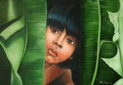 Indio Kind Amazonas Brasilien Indigenes