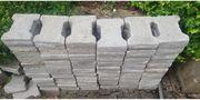 Betonsteine Pflaster Knochensteine