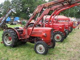 Traktoren, Landwirtschaftliche Fahrzeuge - Seltenen Güldner Schmalspur G 40W