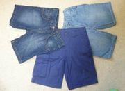 Auswahl 3 kurze Hosen Gr