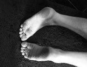 Komm unter meine Füße Konsequenter