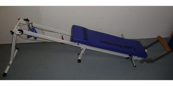 Ganzkörpertrainer HAMMER Total Exerciser Hometrainer