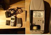 Siemens A57 Mobiltelefon Handy Ohne