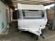 Wohnwagen Hobby 560 wfu excellent