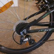 Mountainbik Alu Rahmen