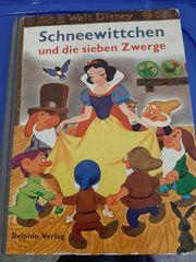 Märchenbuch Schneewittchen u die 7
