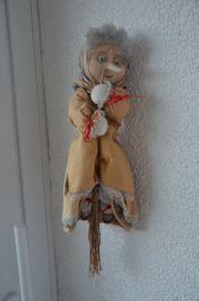 Hexe Hexen Figur sehr dekorativ