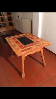 SUCHE Montafoner Tisch