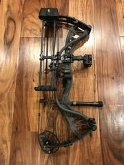 Hoyt RX3 compound bow 25-28in