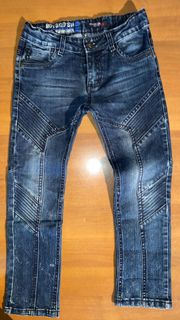 New Jeans Denim Kids blau