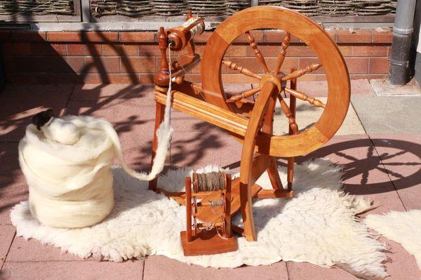 Spinnrad Ashford Traditional